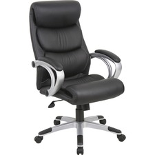 LLR60621 - Lorell Executive High-back Chair