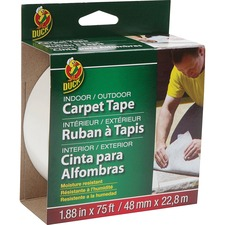 DUC 442062 Duck Brand Indoor / Outdoor Carpet Tape DUC442062