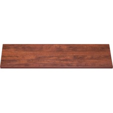 "Lorell 36"" Lateral Files Laminate Tops - 36"" Width x 18.6"" Depth x 1"" Height x 1"" Thickness - Cherry"