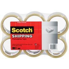 MMM 3350XW6 3M Scotch General Purpose Shipping Packaging Tape MMM3350XW6