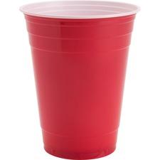GJO 11251 Genuine Joe 16 oz Plastic Party Cups GJO11251