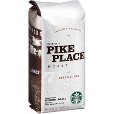 Starbucks Pike Place Roast Coffee