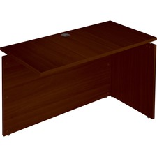LLR81941 - Lorell Concordia Laminate Desk Ensemble