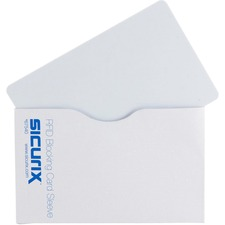 SICURIX Smart Card RFID-blocking Sleeves