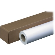 PMC 44136 PM Company 20lb Wide Format Inkjet Bond Paper Roll PMC44136