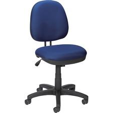 LLR 84865 Lorell Contoured Back Task Chair LLR84865
