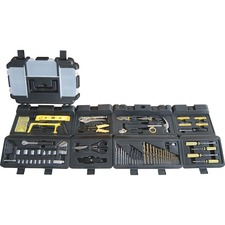GJO 11964 Genuine Joe 336 Piece Mobile Tool Kit GJO11964