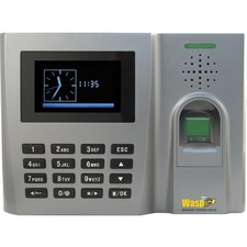 Wasp WaspTime B2000 Biometric Time Clock