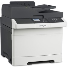 LEX28C0550 - Lexmark CX310DN Laser Multifunction Printer - Color - Plain Paper Print - Desktop