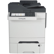 Lexmark CX510DTHE Laser Multifunction Printer - Color - Plain Paper Print - Desktop