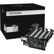 LEX 70C0P00 Lexmark 70C0P00 Photoconductor Unit LEX70C0P00