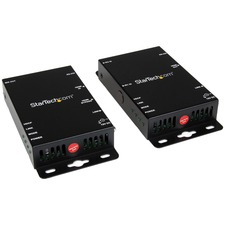 StarTech.com HDMI over Cat5 Video Extender with Audio - RS232 and IR Control