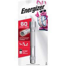 EVE ENML2AAS Energizer LED Metal Flashlight w/Batteries EVEENML2AAS