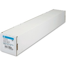 "HP Universal Bond Paper - 24"" x 150 ft - 21 lb Basis Weight - Matte - 1 Roll - White"