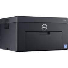 Dell C1760NW LED Printer - Color - 600 x 600 dpi Print - Plain Paper Print - Desktop