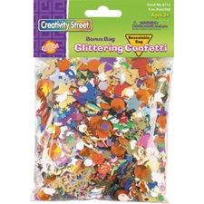 CKC 611202 Chenille Kraft Glittering Confetti Bonus Bag CKC611202