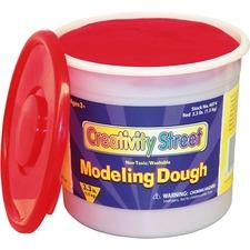 CKC 4074 Chenille Kraft 3lb Tub Modeling Dough CKC4074