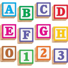 """TEP T79851 Trend 3-D Block Style 4"""" Letters TEPT79851"""