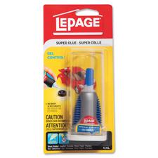 LePage Super Glue - 4 mL - 1 Each - Clear