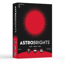 Astrobrights 21558 Colored Paper