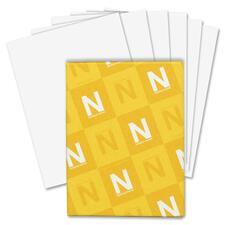 "Exact Vellum Bristol Inkjet, Laser Print Copy & Multipurpose Paper - Letter - 8 1/2"" x 11"" - 67 lb Basis Weight - Recycled - 30% Recycled Content - Vellum - 94 Brightness - 250 / Pack - White"