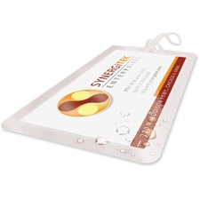 """Swingline Laminating Pouch - Laminating Pouch/Sheet Size: 2.50"""" Width x 4.25"""" Length x 10 mil Thickness - for Photo, Letter, Certificate, Document, Business Card, Luggage Tag - Spill Resistant, Tear Resistant, Pre-punched, Rip Resistant - Clear - 100 / Box"""