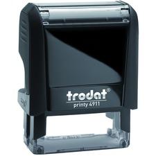 "Trodat Large Size Final Sale Self-Inking Stamps - Message Stamp - ""FINAL SALE"" - 1.50"" (38.10 mm) Impression Width x 0.50"" (12.70 mm) Impression Length - 1 Each"