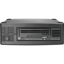 HP StoreEver LTO-6 Ultrium 6250 Tape Drive in 1U Rack-mount Kit