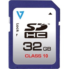 V7 32 GB Secure Digital High Capacity (SDHC)