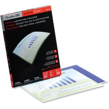 GBC 3200715 GBC HeatSeal LongLife Laminating Pouches GBC3200715