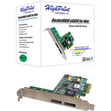 HighPoint RocketRAID SATA Controller