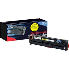 IBM Remanufactured Toner Cartridge - Alternative for HP 128A (CE322A)
