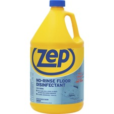 ZPE ZUNRS128 Zep Inc. No-Rinse Floor Disinfectant ZPEZUNRS128