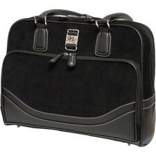 "Mobile Edge Classic Carrying Case (Tote) for 14.1"" Notebook, Ultrabook - Black"