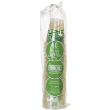 ECOEPCC12GSPK - Eco-Products GreenStripe Cold Cups