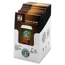 SBK 11019880 Starbucks VIA Ready Brew Italian Roast Coffee SBK11019880