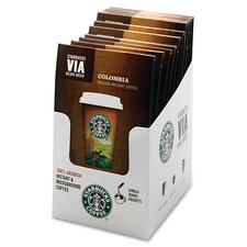 SBK 11019881 Starbucks VIA Ready Brew Colombia Coffee SBK11019881