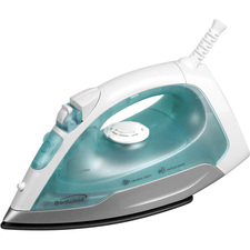 Brentwood Steam Iron Dry Spray Funtion White