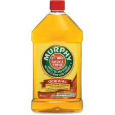 Murphy Oil Soap - Liquid - 32.1 fl oz (1 quart) - Fresh, Clean Scent - 1 Each