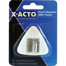 EPI 11184Q Elmer's X-Acto Triangular Pencil Sharpener  EPI11184Q