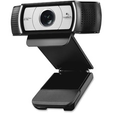 Logitech C930e Webcam - 30 fps - USB 2.0 - 1 Pack(s) - 1920 x 1080 Video - Auto-focus - 4x Digital Zoom