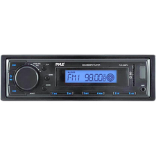 Pyle PLR26MPU Car Flash Audio Player - 68 W RMS - iPod/iPhone Compatible - Single DIN