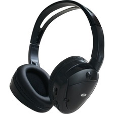 SSL SHP20 One Pair of Folding Wireless Headphones for use with IR Monitors