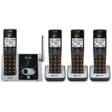 ATT CL82413 AT&T 4-Handset Cordless Answering System ATTCL82413