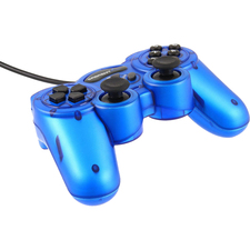 Sabrent Twelve-Button USB 2.0 Game Controller For PC