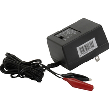 UPG 6V-12V 500mA Charger with Alligator Clips 6-12BC0500S-1