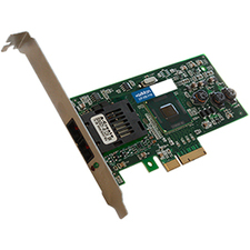AddOn 100Mbs Single Open SC Port 2km MMF PCIe x1 Network Interface Card