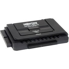 Tripp Lite USB 3.0 SuperSpeed to Serial ATA (SATA) and IDE Adapter