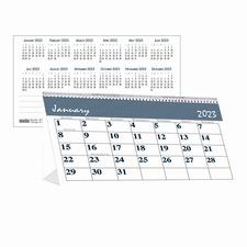HOD3679 - House of Doolittle Spiral Bound Tent Top Calendars