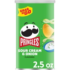 KEB84560 - Pringles&reg Sour Cream & Onion